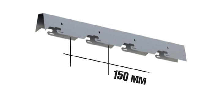 Стрингер для фасада ФВР 150