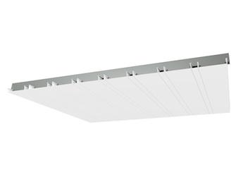 Реечный потолок ППР-83 внешний вид