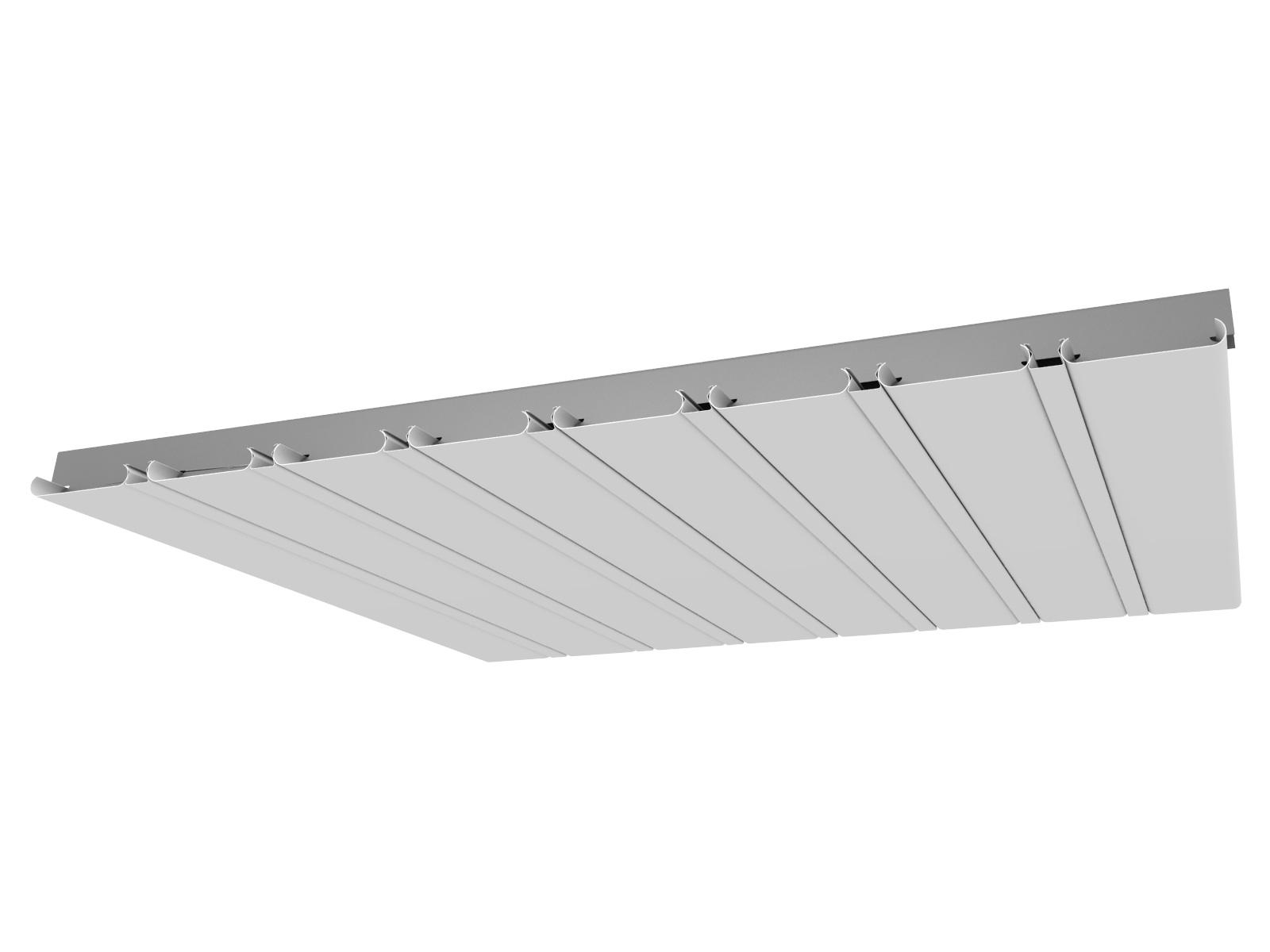 Реечный потолок ППР-84-внешний вид