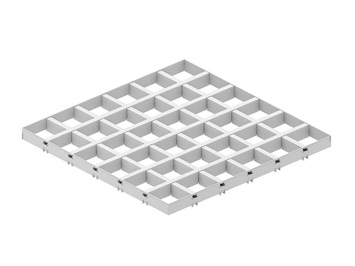 Кассета КР-15 для ячеистого потолка